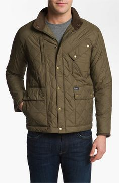 //\\ Penfield 'Colwood' Quilted Trail Jacket #mens #fashion