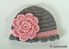 Crochet Rochelle: Pretty Baby Beanie