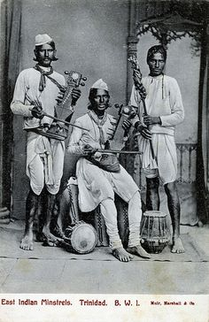 East Indian Minstrals | Flickr - Photo Sharing!