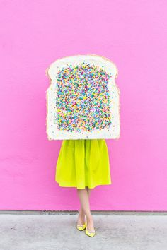 DIY Fairy Bread Piñata - Studio DIY