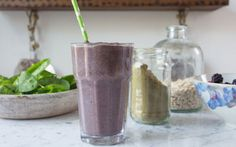 Deliciously Ella's Breakfast smoothies: This smoothie takes two minutes to make and sets you up for a healthy day