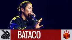 BATACO | Grand Beatbox SHOWCASE Battle 2016 | Elimination