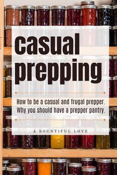 You can frugally prep and why your family needs to have a prepper pantry. Canned Ham, Canned Chicken, Emergency Go Bag, 72 Hour Kits, Frugal Tips, Food Waste, Shtf, Pantry, Prepping