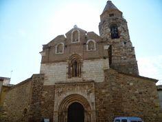 Publicamos la iglesia de Nuestra Señora del Puy en Tolva. #historia #turismo http://www.rutasconhistoria.es/loc/nuestra-senora-del-puy-en-tolva