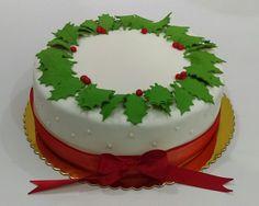 Torta de Navidad - Christmas Cake