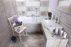 Koupelna provence. Styl francouzského venkova představuje kombinaci vznešenosti a rustikální tradice. To je koncept provence. Provence, Clawfoot Bathtub, Stylus, Corner Bathtub, Sweet Home, Bathroom, Design, Washroom, Style