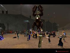 Anarchy Online Gameplay Screenshot 1