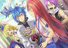 Explore the Fairy Tail collection - the favourite images chosen by JotunTheWriter on DeviantArt. Fairy Tail Art, Fairy Tail Love, Fairy Tail Guild, Fairy Tail Ships, Fairy Tail Anime, Fairy Tales, Erza Y Jellal, Fairy Tail Jellal, Gruvia