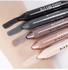 Essence Eye Shadow Pencils