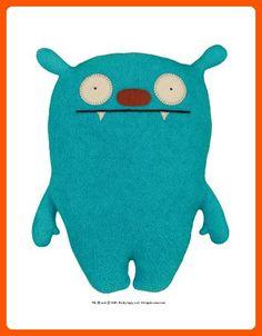 UglyDoll®  Big Toe 12-Inch - Fun stuff and gift ideas (*Amazon Partner-Link)