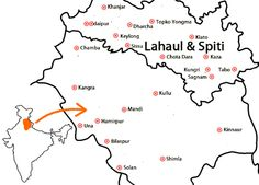 Join us on this 8night/9days drive to Lahaul – Spiti in the high altitude Himalayan region of Himachal Pradesh starting from 17th july 2015. This is a must do in the life of any traveller. It is a journey that will live with you forever.