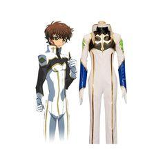 Code Geass Suzaku Cosplay Costume For Sale