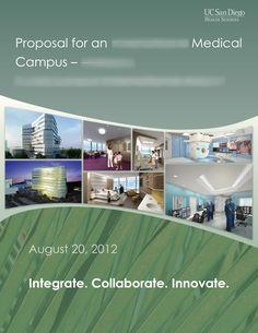 proposal cover design - Google Search