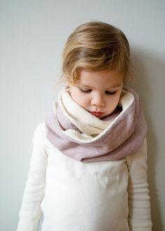 Шьем шарф-снуд