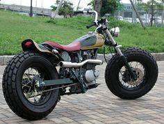 Suzuki van van #custom #motos #motorcycles   caferacerpasion.com