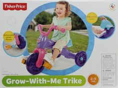 Amazon.com: Fisher Price Grow With Me Trike: Sports & Outdoors