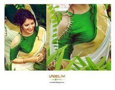 We have come up with 30 new Pattu saree blouse designs that will revamp your look. These Pattu saree blouse designs have a perfect fit and are Pattu Saree Blouse Designs, Saree Blouse Patterns, Sari Blouse, Cold Shoulder Saree Blouse, Kerala Saree, Onam Saree, Kalamkari Saree, Indian Sarees, Saree Jackets