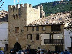 Vista de Rubielos de Mora - Rubielos de Mora - Wikipedia, the free encyclopedia