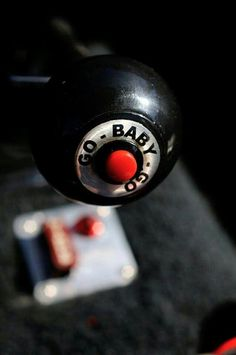 Best Gear Shift Knob Ever! Would be perfect for that classic car I've got my eye on... ~~ Houston Foodlovers Book Club