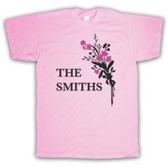 Smiths T Shirt Flowers Kids Tee - The kids loved it!