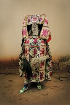 Vodou Series Photography by Leonce Raphael Agbodjélou