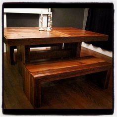 New Dining Table by JLWoodworx