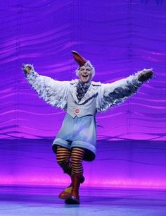 Scuttle - Broadway costume - Not a huge fan, but I love the socks and the feathers.  Sew vest into shirt, or feathers onto jacket.
