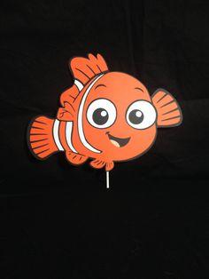 Finding Nemo Centerpiece by LoveEmilee on Etsy, $10.00