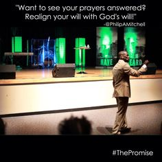 Want to see your prayers answered? Realign your will with God's will