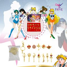 Maravillosos Diges de Sailor Moon  solo de venta en; https://www.facebook.com/revemex/ www.reve.mx