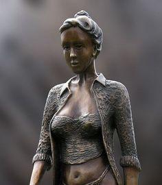 My sculpture - art - sculptures - philip moerman - www.moermansculptures.be