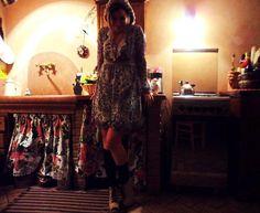 from Firenze - dress KOCCA In My Little Kitchen With Ottone (by Lisa Signorini) http://lookbook.nu/look/3421779-In-My-Little-Kitchen-With-Ottone