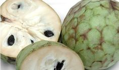 Chirimoyas, a wonderfully sweet and aromatic Chilean fruit that you have to try in summer.