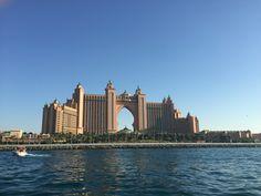 Dubai the Atlantis Palm island