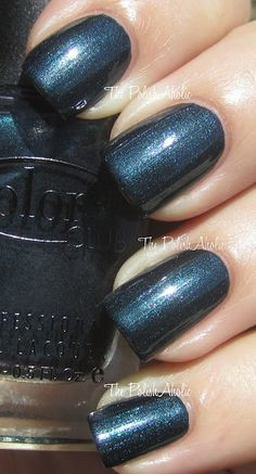 Color Club Fall 2012 In True Fashion - First Looks