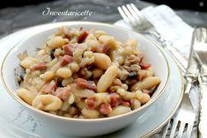 La Rusticona | Zuppa di Fagioli e Cereali Saporita e salutare, la zuppa di fagioli è cereali è un primo piatto caldo ed invernale che dà calore e appaga. P