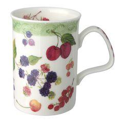 Roy Kirkham bone china mugs