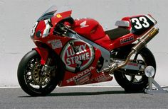 Honda RC45 ('99) Suzuka 8-Hours Endurance Race: A. Barros