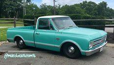 67 Chevy Truck, C10 Trucks, Classic Chevy Trucks, Chevy C10, Muscle Truck, Hot Rod Pickup, Shop Truck, Ford Ranger, Kustom
