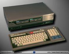 MSX Expert da Gradiente meu segundo computador.
