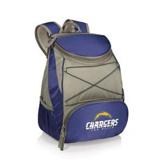 San Diego Chargers PTX Backpack Cooler - Navy