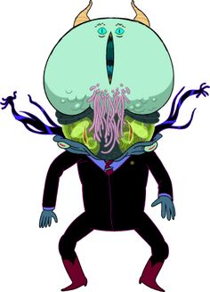 Marceline's father
