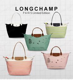 Longchamp Spring 2017 collection. Discover it on . Get it Small Crossbody  Bag 3f294f519c024