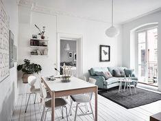 Scandinavian apartment | photos by Anders BergstedtFollow...
