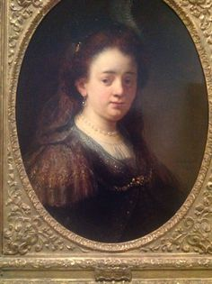 Saskia van Rembrandt