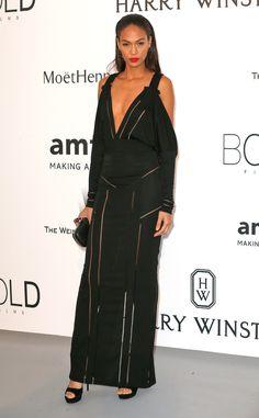 Joan Smalls: 2015 amfAR Gala: Star Arrivals at the Cannes Benefit