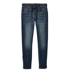 Ruff Hewn Boys' Skinny Stretch Denim Jeans