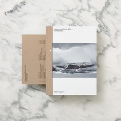 The COS magazine is here! Titled 'Expedition', it surveys the wonders of the natural world, ready to be explored. Mise En Page Portfolio, Portfolio Design, Book Design Layout, Print Layout, Design Layouts, Editorial Layout, Editorial Design, Web Design, Print Design