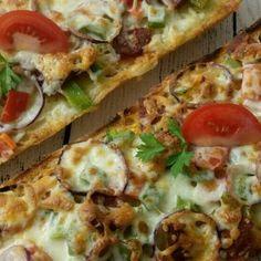 Magyaros Óriás Vegetable Pizza, Vegetables, Food, Essen, Vegetable Recipes, Meals, Yemek, Veggies, Eten