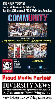 Diversity News Magazine Media Partner of the 30th